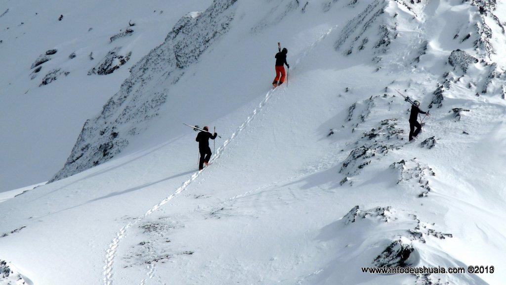 Fotos ski en cerro castor for Fuera de pista cerro catedral